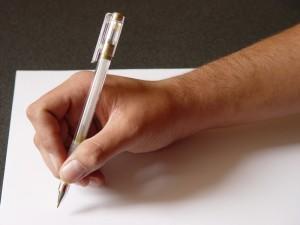 Заявление об увольнении по собственному желанию рекомендуется писать в двух экземплярах
